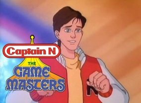 Captain N: The Game Master (1989)