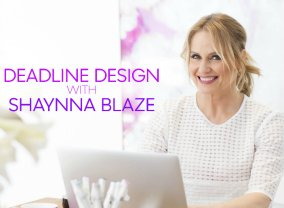 Deadline Design With Shaynna Blaze Next Episode