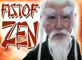 Fist Of Zen German