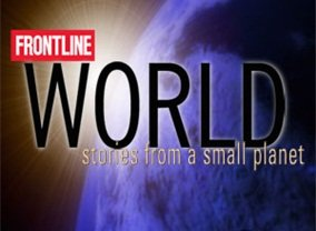 Frontline: World