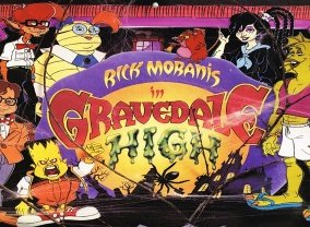 Gravedale High (1990)