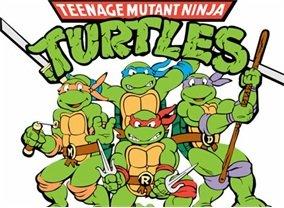 Teenage mutant ninja turtles 1987