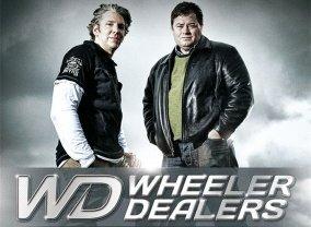 Wheeler Dealers Little Black Car