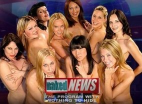 Channel news nude