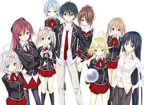Trinity Seven Tv Show Air Dates Track Episodes Next Episode Trinity seven season 2 is expected to have at least 10 episodes. trinity seven tv show air dates track