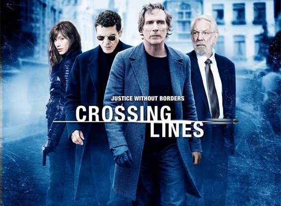 Crossed The Line Quotes: Crossing Lines Trailer