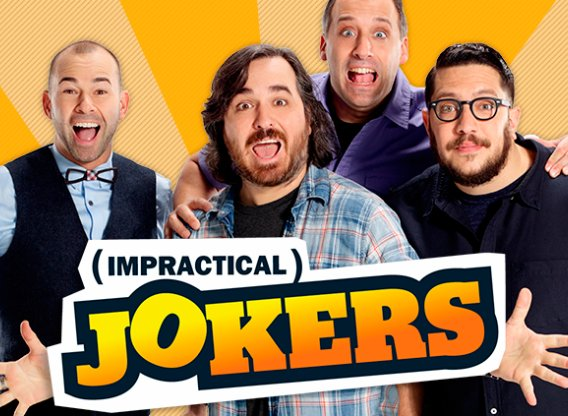 Comedy Central Impractical Jokers Tour