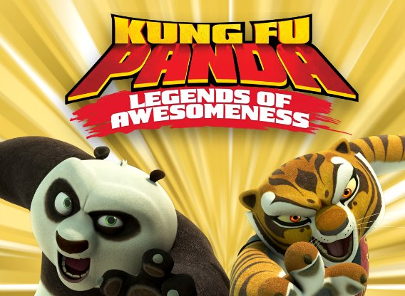 Kung Fu Panda: Legends of Awesomeness Season 1 subtitles ...