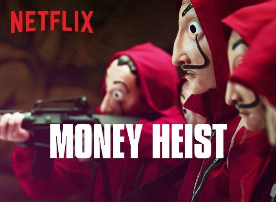 Subtitles 2 season la casa english papel de Money Heist: