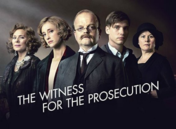 The Witness For the Prosecution, part 2 review: a dark, perfectly contemporary morality tale